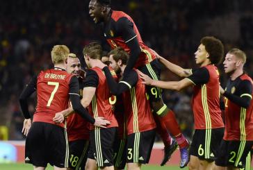 Bélgica: Dêem-lhes a bola, ou talvez não