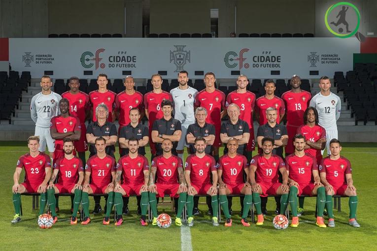 Portugal: Os 23 que nos movem