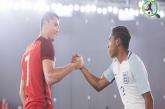 A troca de Cristiano Ronaldo