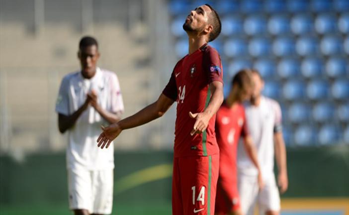 Meias-finais e play-off do Euro sub-19