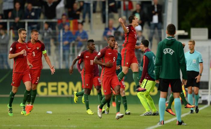 (Português) Euro sub-19: Jornada 2
