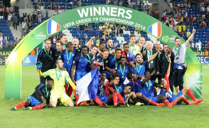 Balanço do Euro sub-19 2016