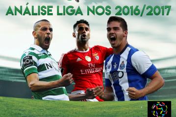 Análise Liga NOS 2016/2017