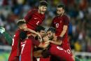 Jogos Olímpicos: Portugal 2 – 0 Argentina