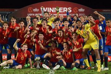 Melhor XI Euro Sub-17