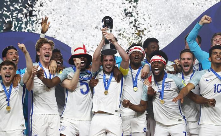 (Português) Melhor XI Mundial Sub-20
