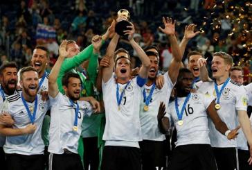 Alemanha: Dominar sem ter bola