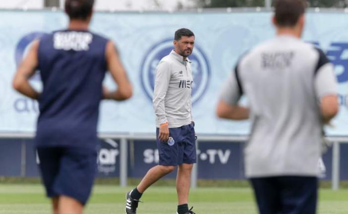 As novas ideias do FC Porto de Sérgio Conceição