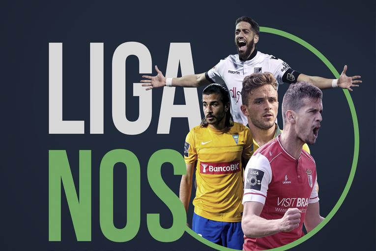 Report Liga NOS 2016/2017