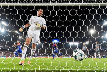 Jogar no guarda-redes sem consequências positivas. Benfica em Basel.