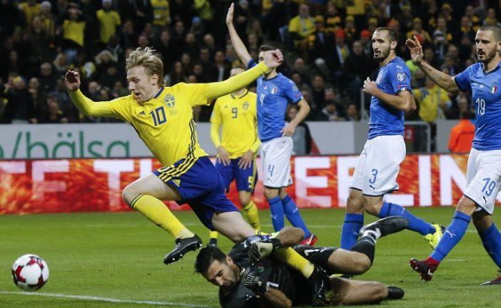Forsberg vs. Itália