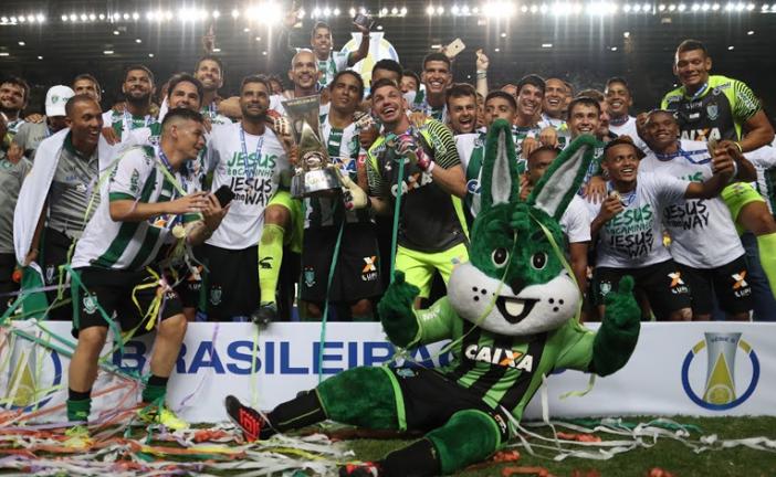 (Português) Melhor XI Série B Brasil 2017