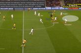 (English) Tottenham vs Juventus: No coordination between the back 4
