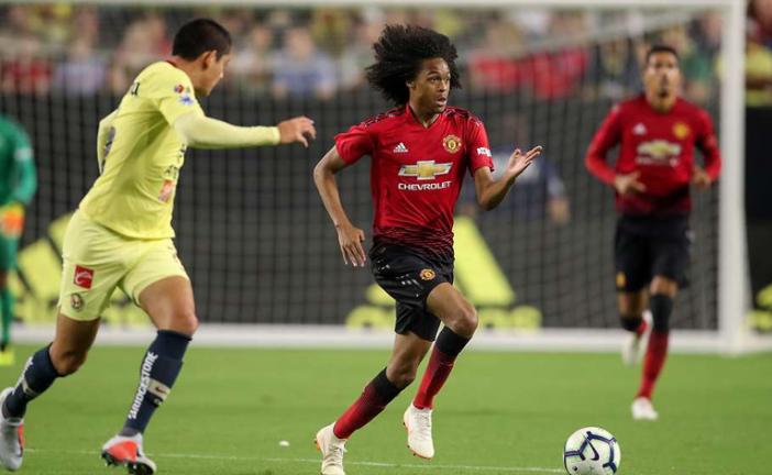 (Português) Primeiro jogo do Manchester United 2018/2019