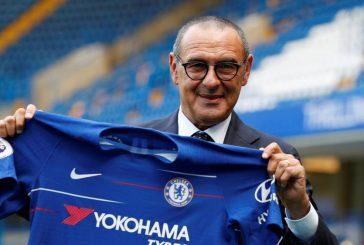 Chelsea do apaixonante Sarri