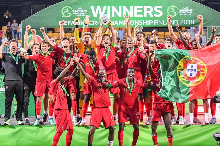 Report Euro Sub-19 2018