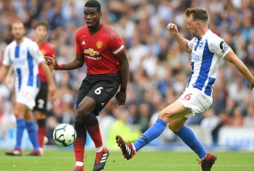 Manchester United – problemas na construção na 1ª parte