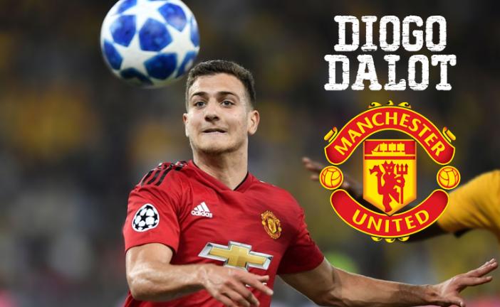 (Português) Diogo Dalot – a estreia do lateral no Manchester United