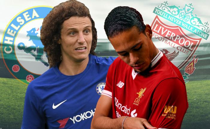 (Português) David Luiz vs Van Dijk: os centrais que dominam a Premier League