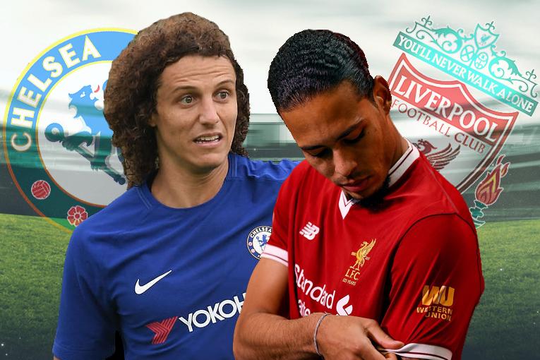 David Luiz vs Van Dijk: os centrais que dominam a Premier League