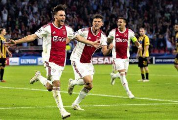 Raio X Táctico: Ajax