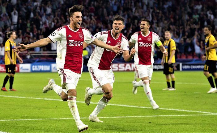 (Português) Raio X Táctico: Ajax