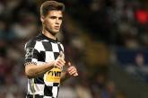 Gonçalo Cardoso – central adulto de 17 anos