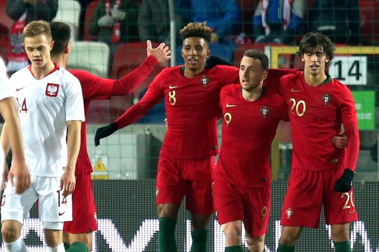 Portugal Sub-21: Europeu mais próximo!
