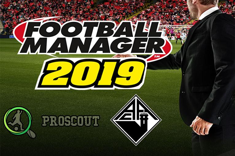 Football Manager 2019 – ProScout na Académica – Parte I
