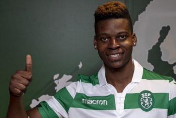 Idrissa Doumbia – reforço do Sporting CP