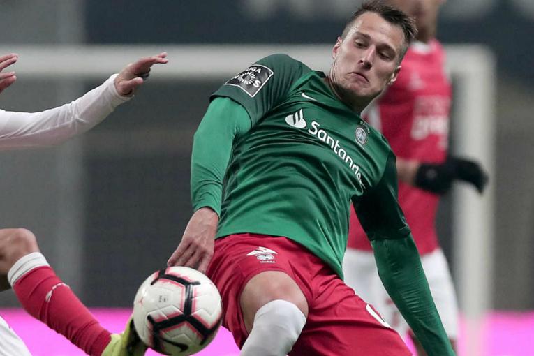 Josip Vukovic (Marítimo) vs Portimonense