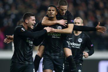 Raio X Táctico: Eintracht Frankfurt