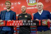 Bayer Leverkusen de Peter Bosz