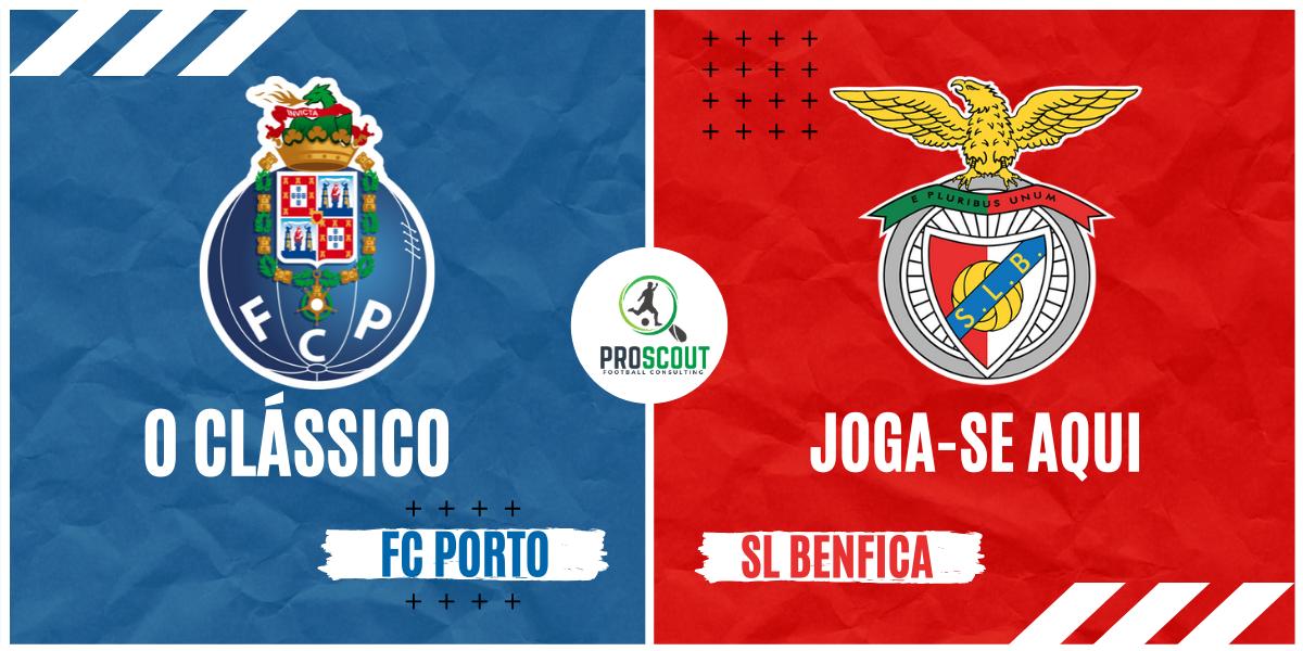 Antevisao Do Classico Fc Porto X Sl Benfica Proscout